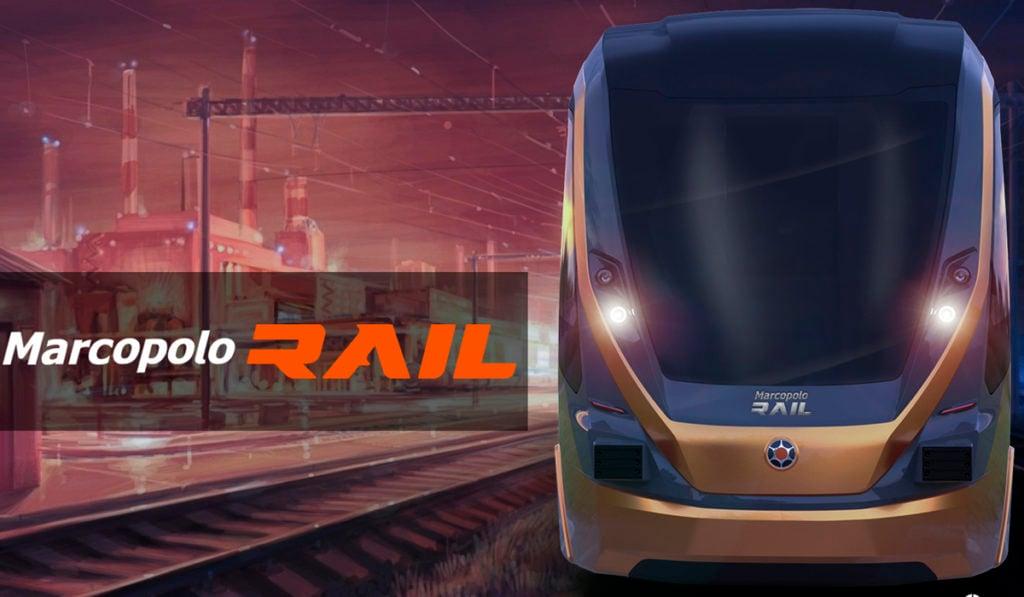 Llega a México el nuevo Marcopolo Rail