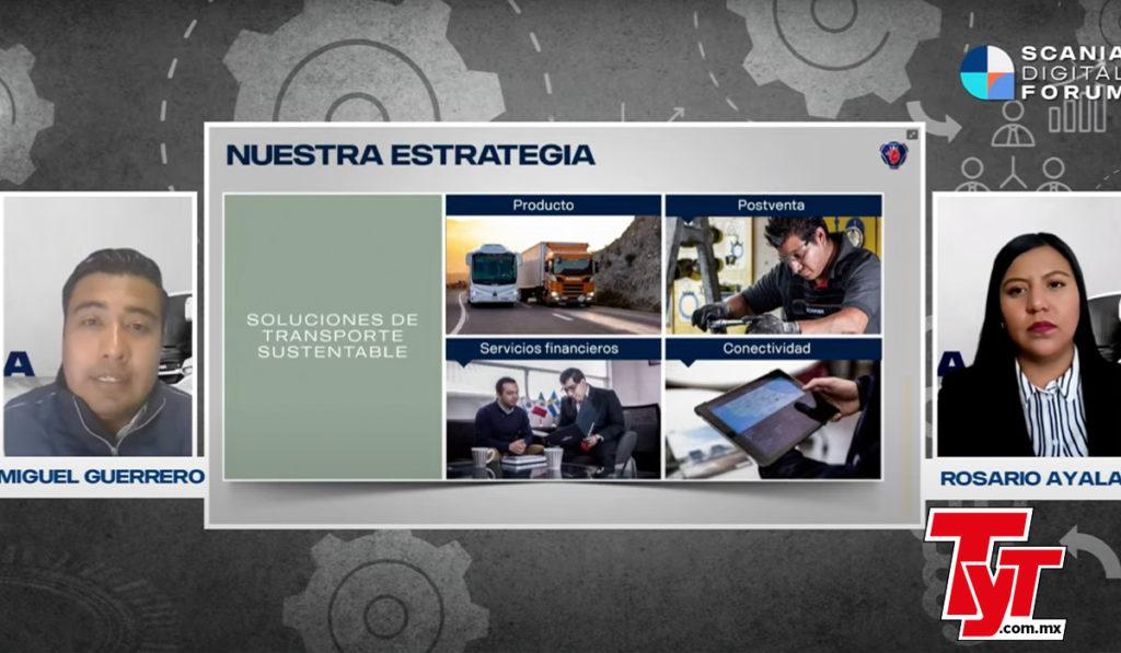 Tantas soluciones como necesidades tengas: Scania México