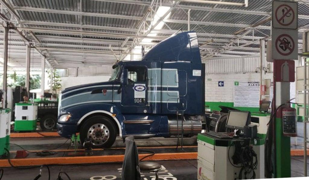 Publica SCT periodos para verificación de vehículos de autotransporte
