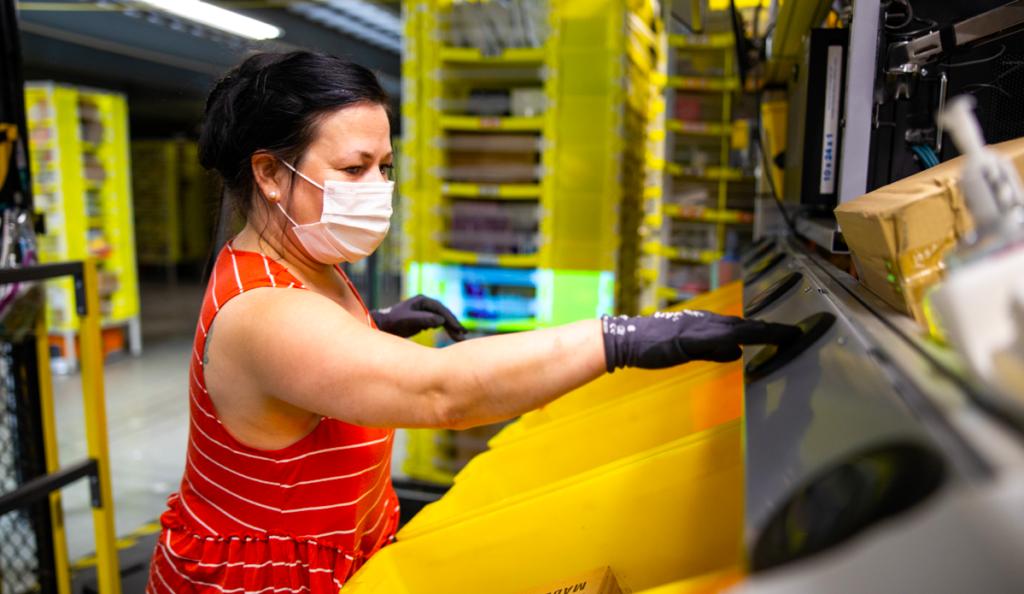 Amazon anuncia centro logístico en Hermosillo