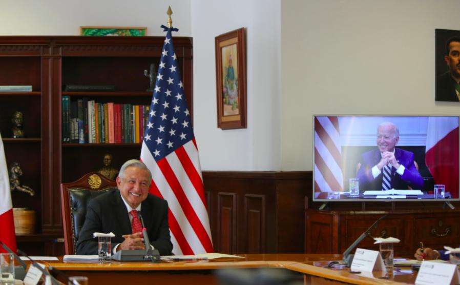 AMLO y Biden hablan de visas de trabajo, T-MEC y desarrollo de Centroamérica