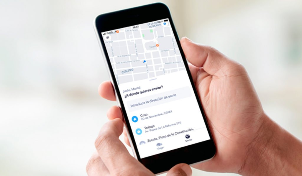 Cabify apuesta por el servicio de entregas de última milla