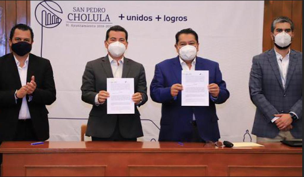 Puebla pone en marcha proyecto de ordenamiento del transporte público