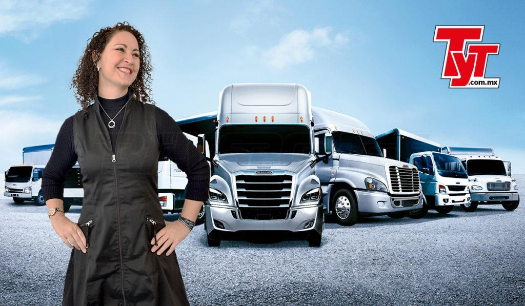 Equidad de género, parte del ADN de Daimler Trucks México