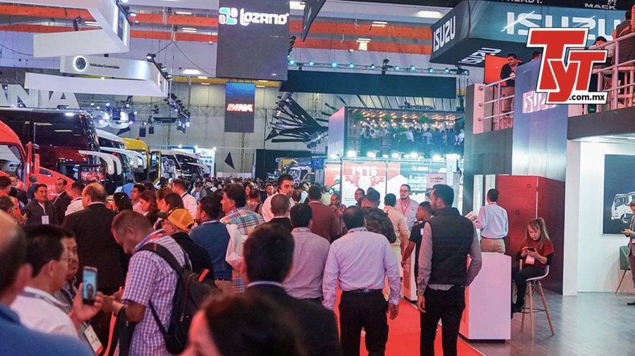 Expo Transporte ANPACT va por un mayor aforo: se pospone para marzo 2022