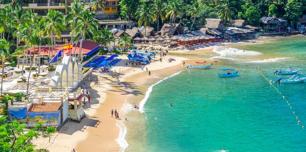 Jalisco anuncian restricciones en playas y restaurantes por Semana Santa