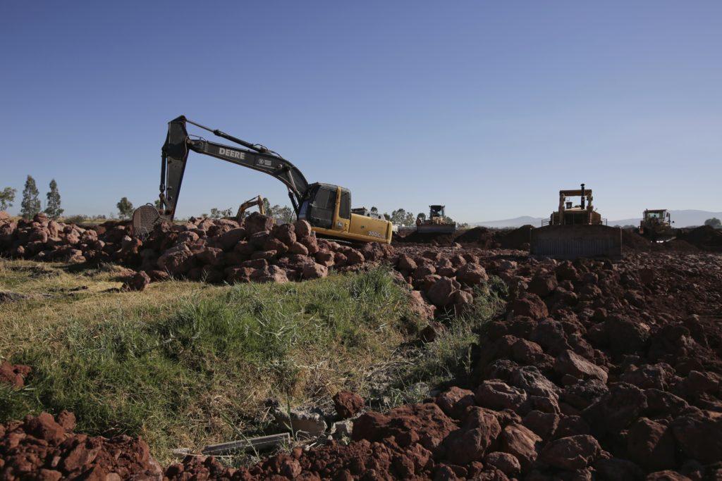 Inicia construcción del Kampus Industrial Santa Rosa en Jalisco