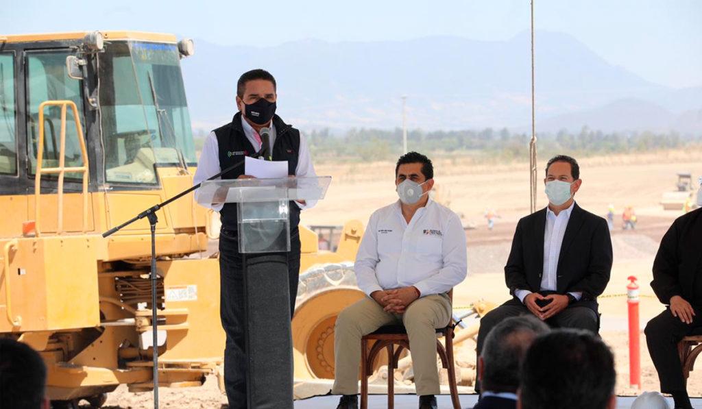 Centro logístico en Michoacán generará 800 empleos