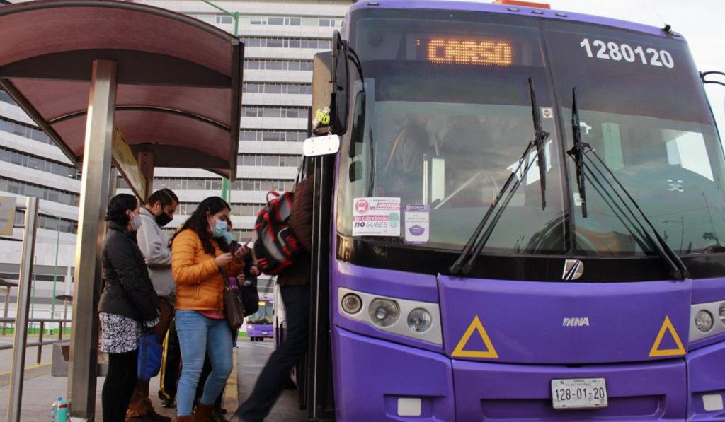 Pandemia conecta apps de movilidad con sistemas de transporte público