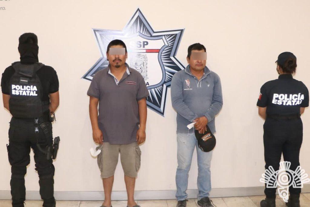 """Cae en Puebla presunto líder de """"Los Greda"""", roban carga"""