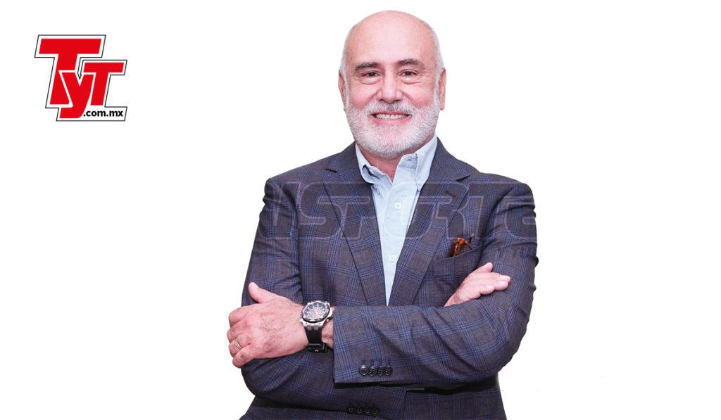¡Ahora sí! Ramón Medrano es candidato de unidad para presidir la Canacar