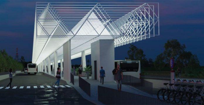 Inicia construcción de primera terminal integral de transporte en Irapuato