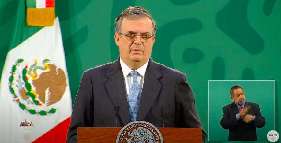 México buscará menores restricciones entre Sonora y EU
