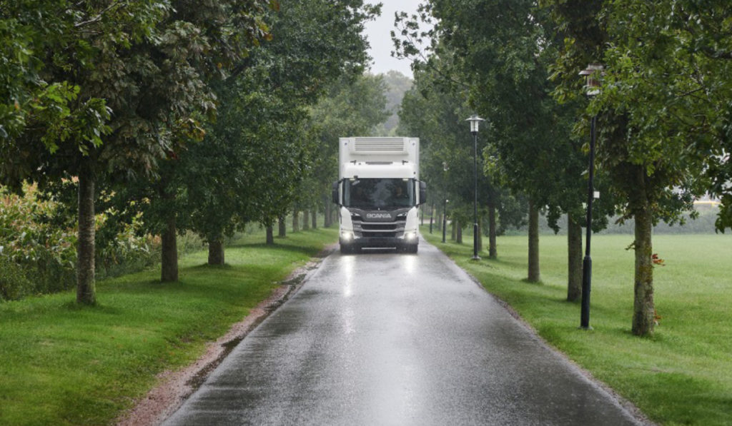 Scania reduce 43% emisiones de carbono en sus operaciones