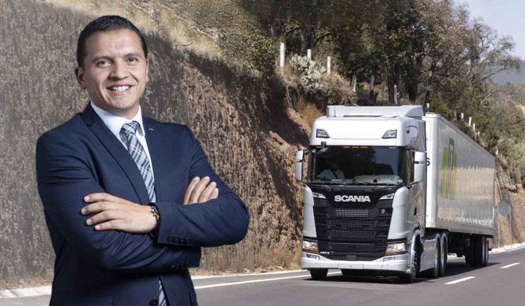 Dos diferenciadores del nuevo Scania Euro 6 a diesel