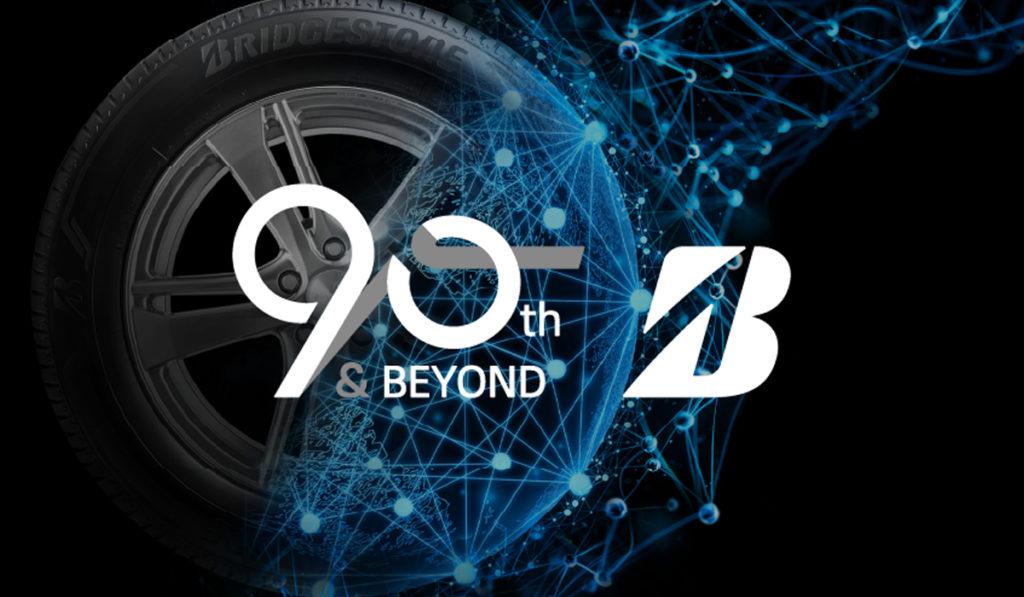 Bridgestone inicia festejos por sus 90 años