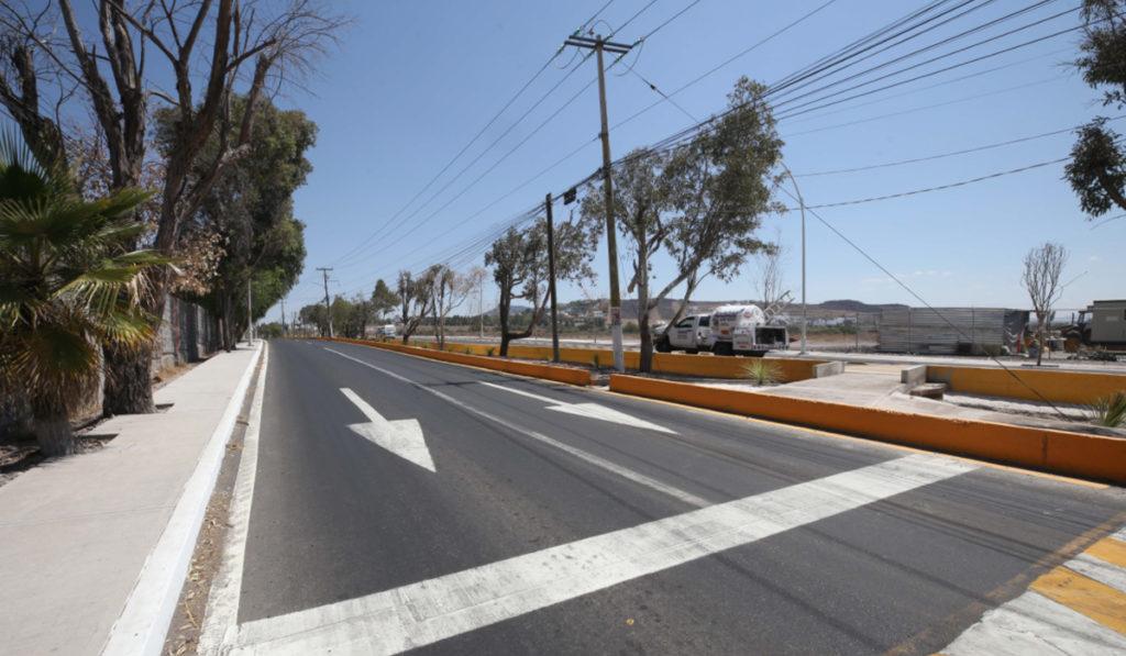 Amplían carretera 411 en Querétaro
