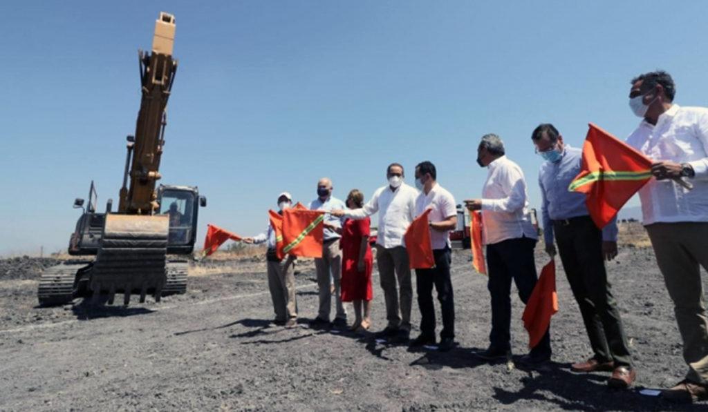 En marcha, construcción del Libramiento Colima Vía Rápida
