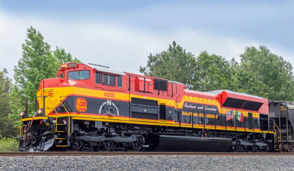 Nace la primera red ferroviaria entre México, EU y Canadá