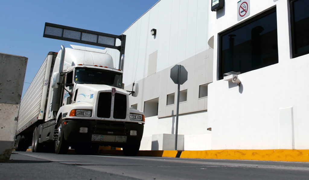 Carga entre México y EU reporta su mayor incremento en dos años