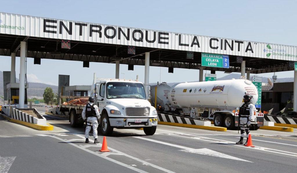ANERPV se suma al combate del robo a transportista en Michoacán