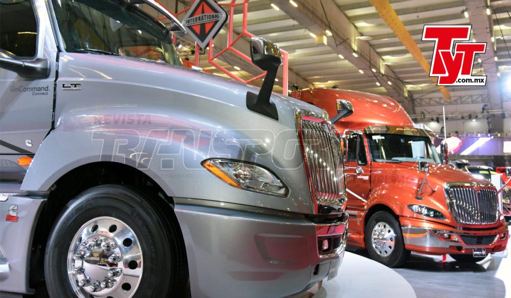 Ingresos por venta de camiones recuperan niveles pre-pandemia en Navistar