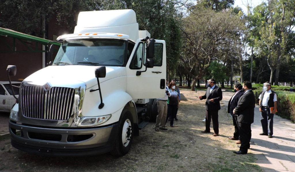 IPN reconoce a Navistar México por donativos a la institución