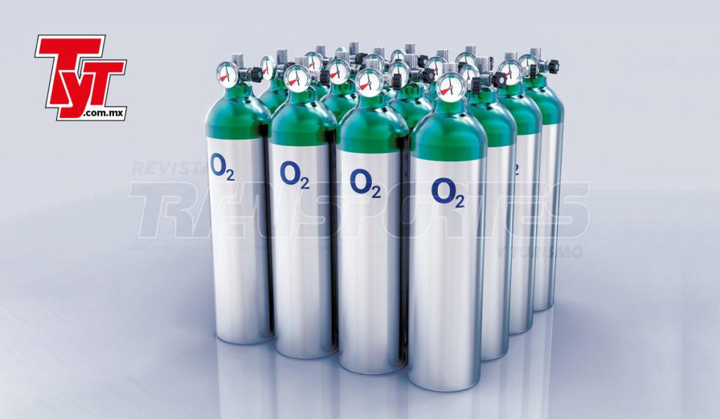 Seguridad y logística, claves en la distribución de oxígeno medicinal