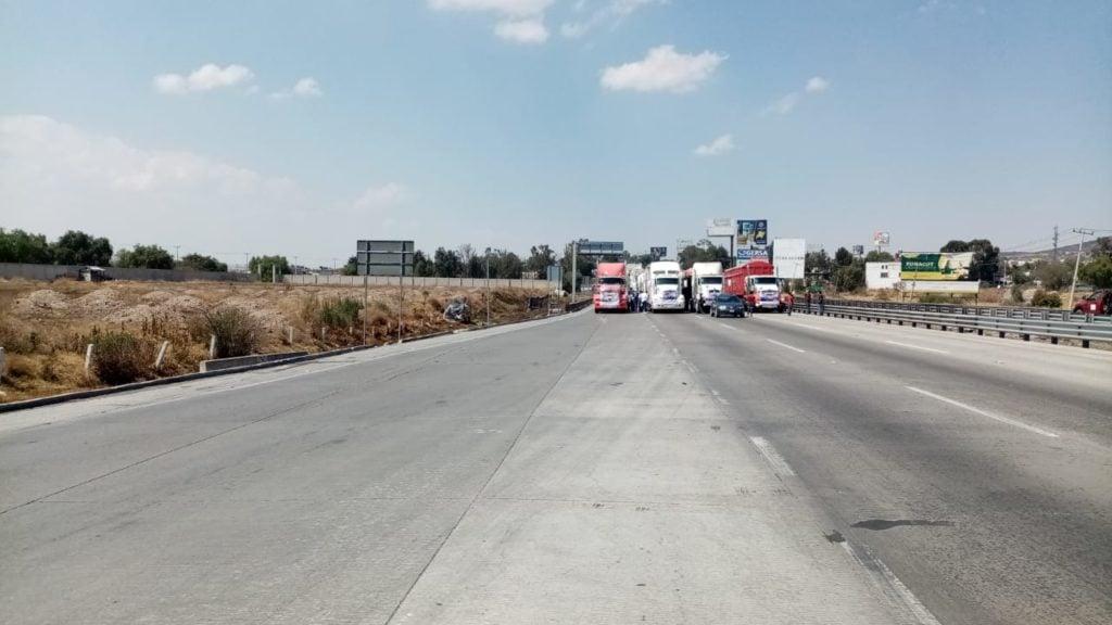 Inseguridad y crisis económica llevan a transportistas de AMOTAC a exigir ser escuchados