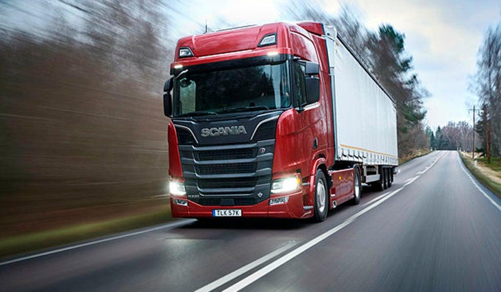 Scania elige a Blackberry para el software de sus vehículos