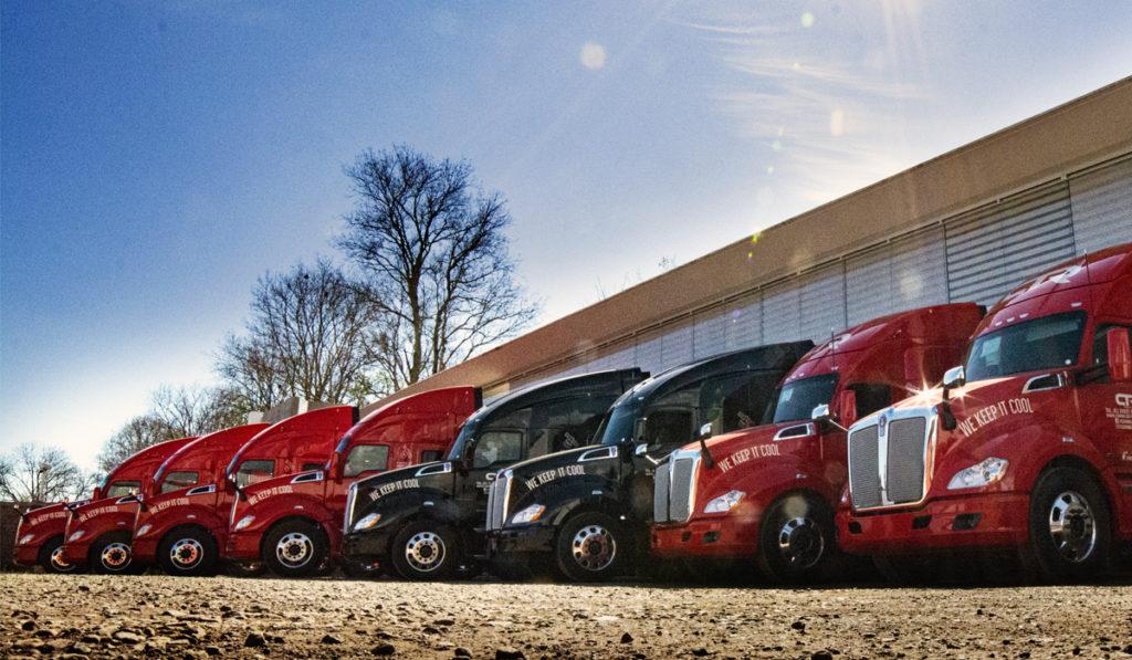 Comercialización de camiones al menudeo crece por primera vez en un año