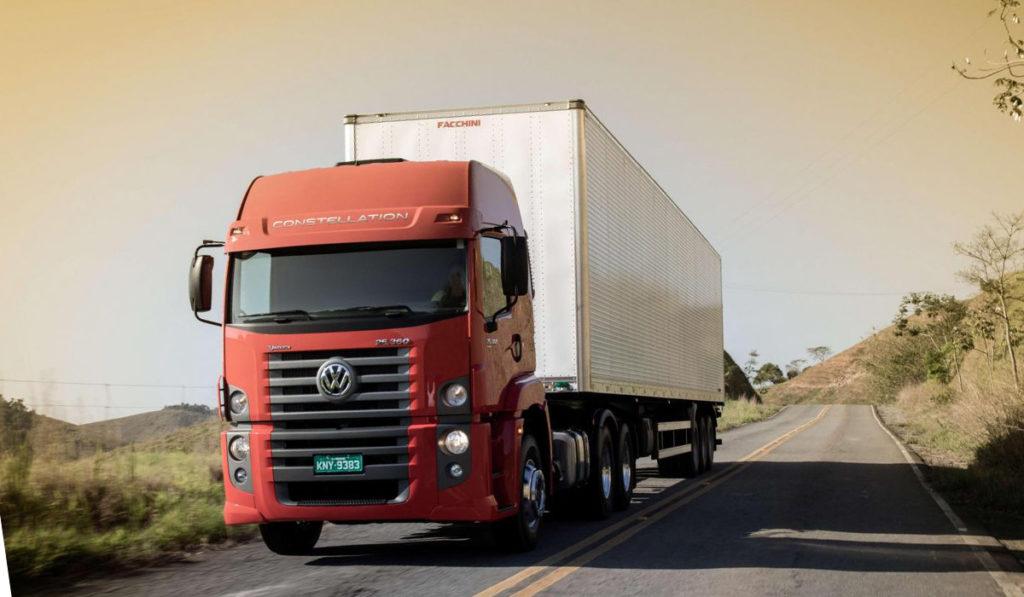 VWCO equipa camiones de exportación con transmisión automatizada ZF