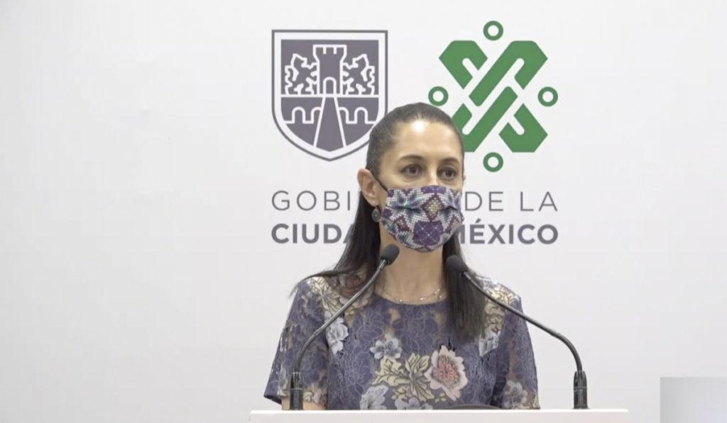 Oficinas privadas de la CDMX podrán reabrir con 20% de aforo