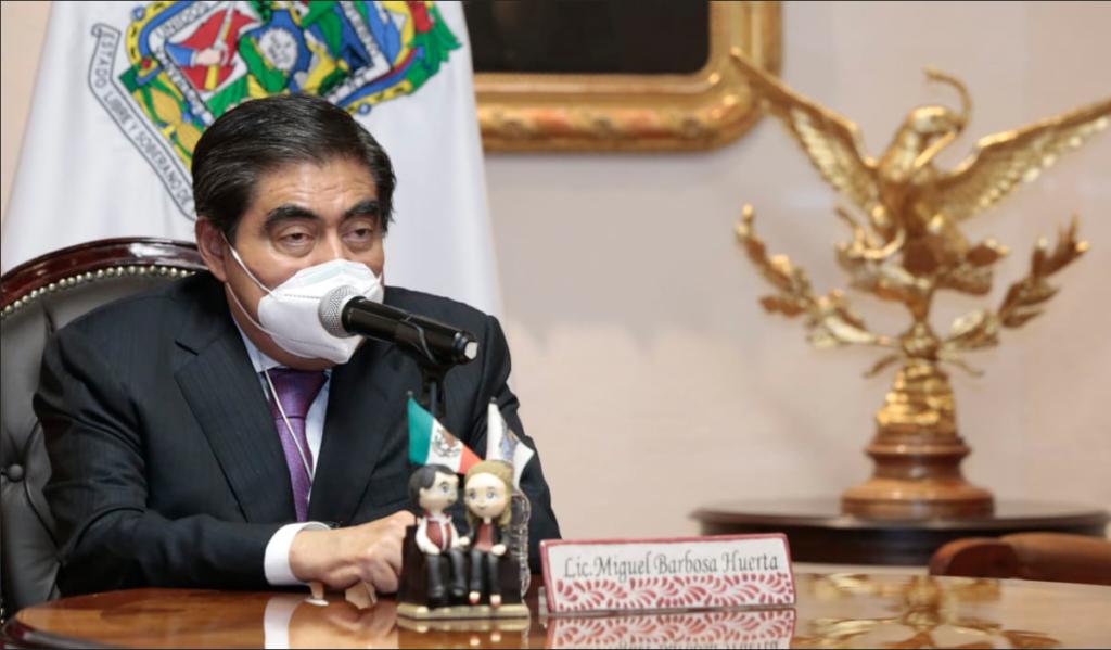 Con nueva titular de la SMT, se combatirá la corrupción en el transporte de Puebla: Barbosa