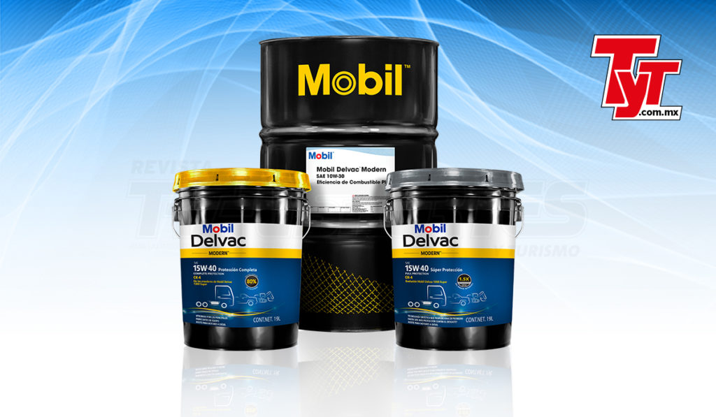 Mejorar el TCO de las flotas, nuestro compromiso: Mobil Delvac