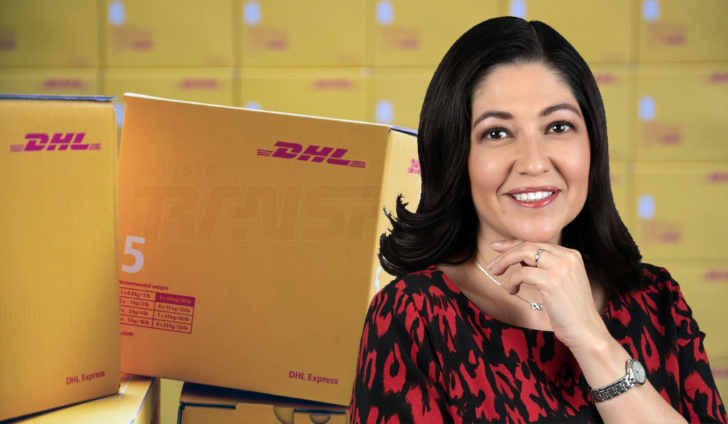 DHL Express nombra nueva VP de Retail en México