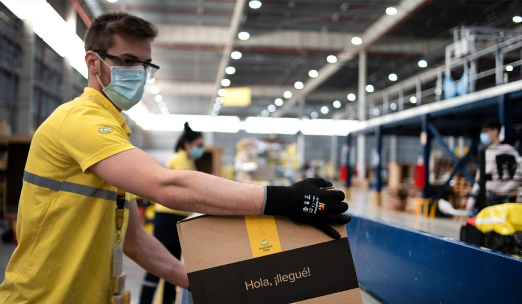 Mercado Libre duplicará espacio de almacenamiento este 2021