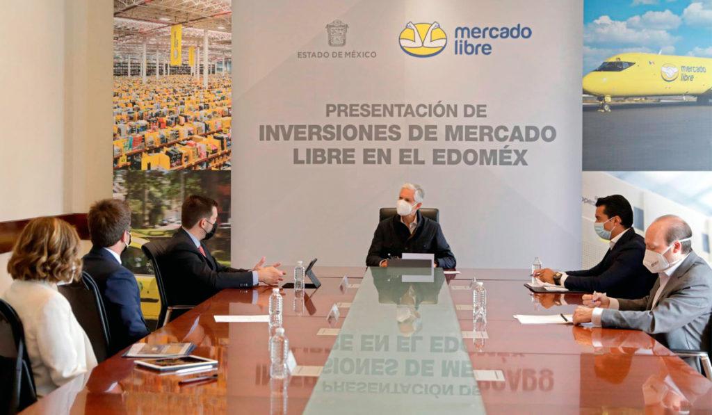 Mercado Libre invierte 220 mdd en el Edomex