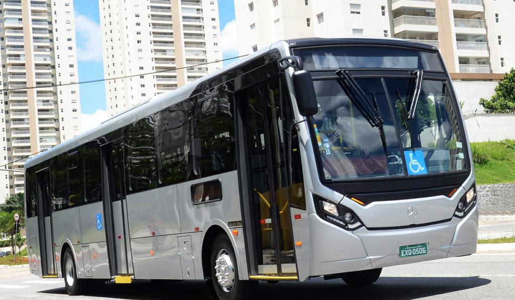 Daimler Buses lanza el Mercedes-Benz Super Padron al mercado brasileño