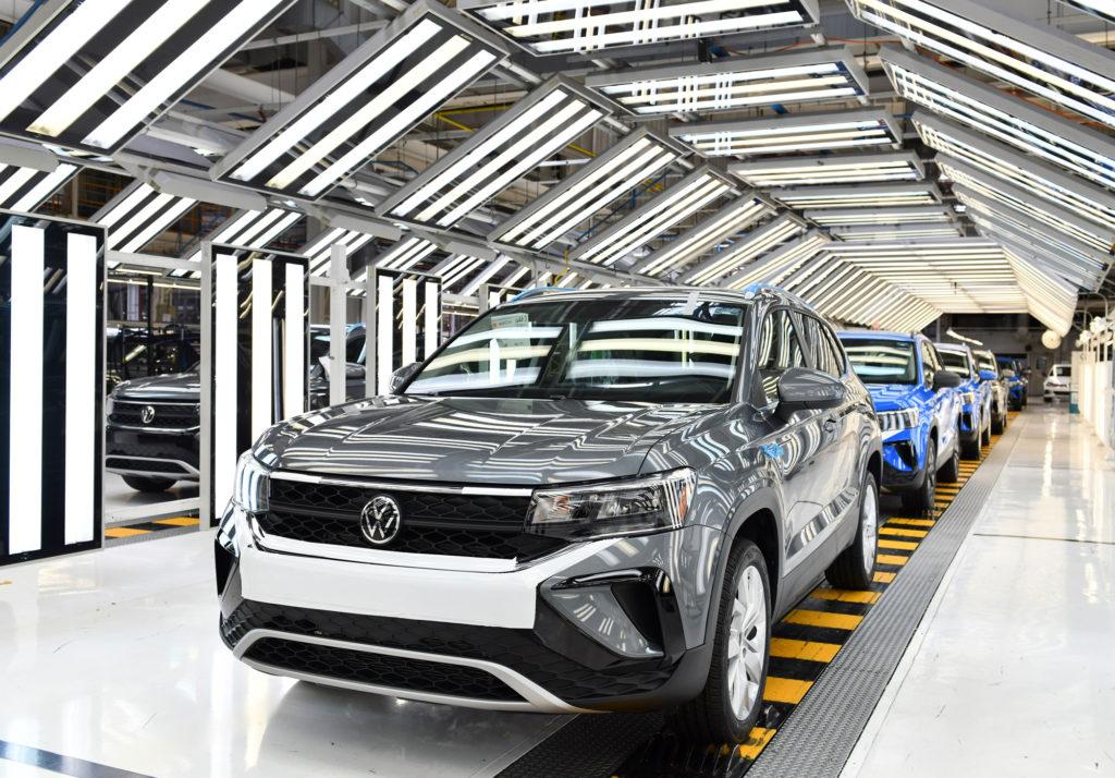 VW inicia la exportación del Nuevo Taos a Estados Unidos