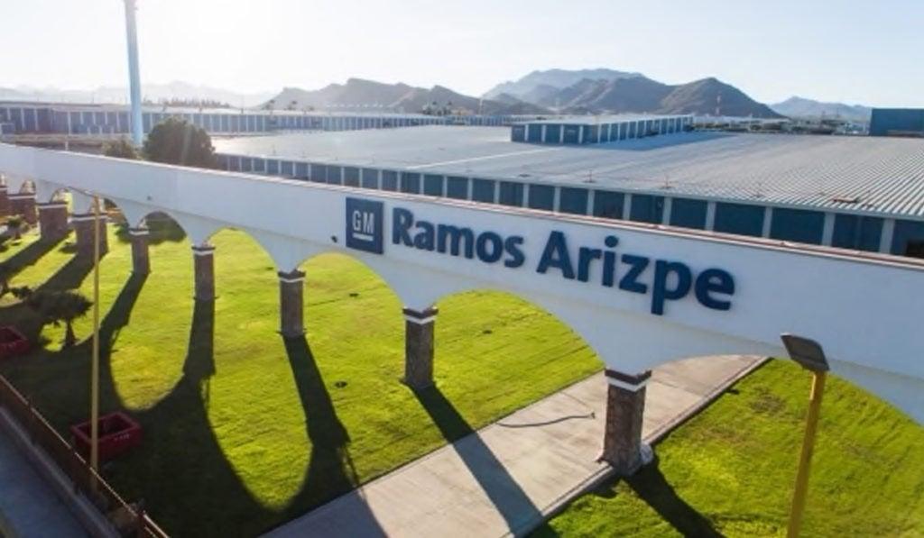 General Motors anunció que está invirtiendo más de 1,000 millones de dólares en el Complejo de manufactura de Ramos Arizpe, Coahuila.