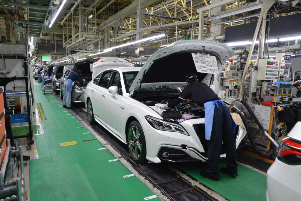 Toyota genera 1,635 empleos en la era COVID-19