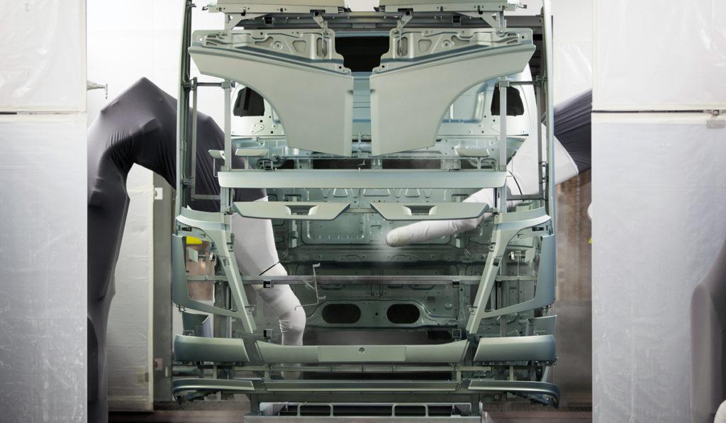 Volvo Group va por vehículos fabricados con acero libre de fósiles