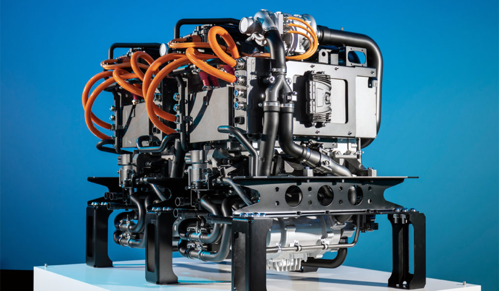 Cellcentric, la apuesta de Daimler y Volvo por el hidrógeno