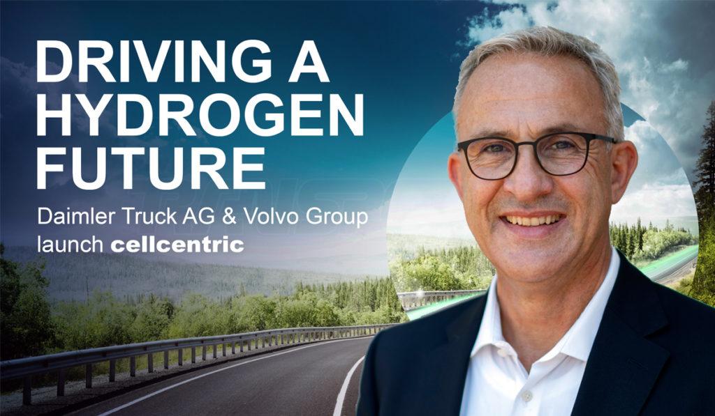 Matthias Jurytko, nuevo CEO de empresa conjunta Daimler-Volvo