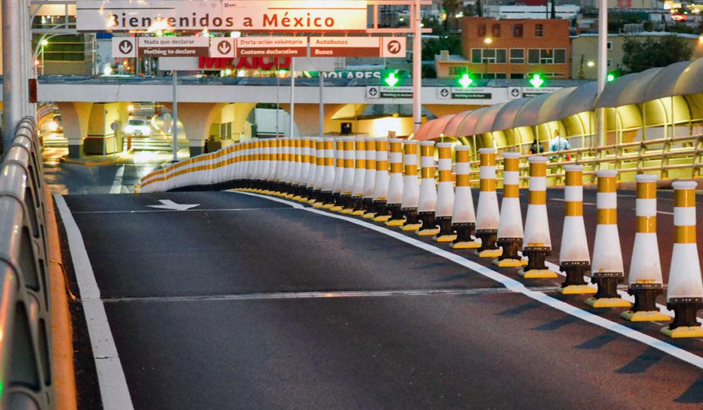 Restricciones a cruces fronterizos se extienden hasta mayo