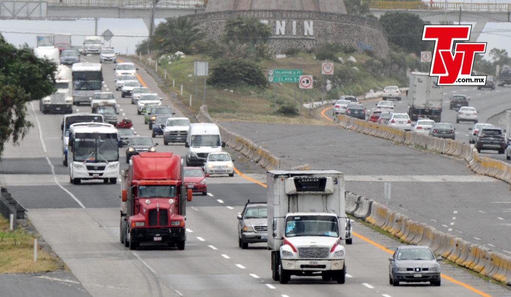 Flota de autotransporte crece en el año de la pandemia