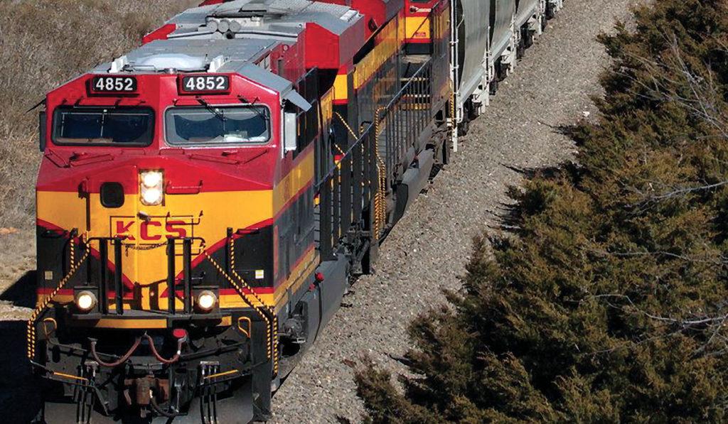 KCS se alista para fusión con Canadian Pacific