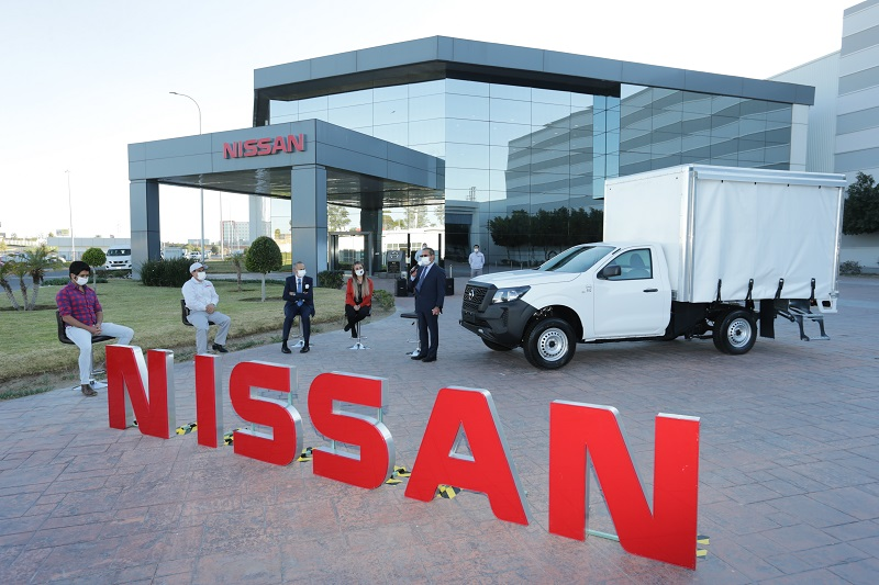 La NP300 es la reina de Nissan en México