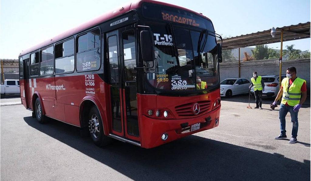Modifican rutas de transporte público en Periférico Norte de Jalisco
